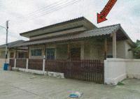บ้านเดี่ยวหลุดจำนอง ธ.ธนาคารอาคารสงเคราะห์ สุพรรณบุรี สองพี่น้อง สองพี่น้อง