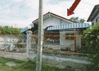 บ้านเดี่ยวหลุดจำนอง ธ.ธนาคารอาคารสงเคราะห์ สุพรรณบุรี สามชุก สามชุก