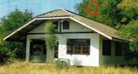 บ้านเดี่ยวหลุดจำนอง ธ.ธนาคารอาคารสงเคราะห์ สุพรรณบุรี ดอนเจดีย์ ไร่รถ
