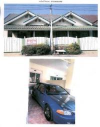 บ้านเดี่ยวหลุดจำนอง ธ.ธนาคารอาคารสงเคราะห์ สุพรรณบุรี เมืองสุพรรณบุรี รั้วใหญ่