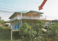 บ้านเดี่ยวหลุดจำนอง ธ.ธนาคารอาคารสงเคราะห์ สุพรรณบุรี สองพี่น้อง บ้านกุ่ม